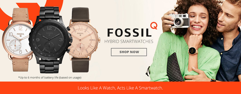 Fossil Hybrid Smart watches
