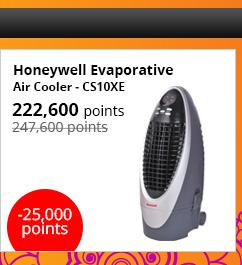 Honeywell Evaporative Air Cooler - CS10XE
