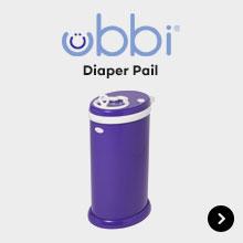 Ubbi Diaper Pail