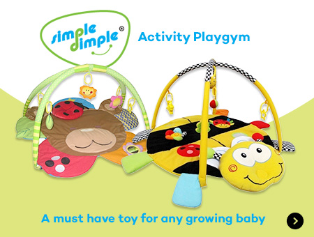 Simple Dimple Activity Playgym
