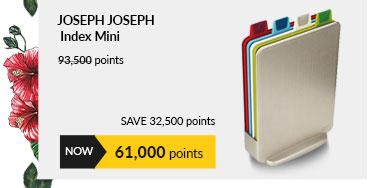 Joseph Joseph Index Mini (Silver) - JJ600971