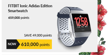 Fitbit Ionic Adidas Edition Smartwatch