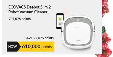 Ecovacs Deebot Slim 2 Robot Vacuum Cleaner - Slim 2