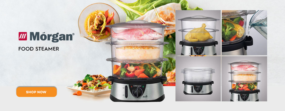 Morgan Food Steamer
