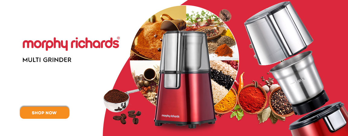 Morphy Richards Multi Grinder