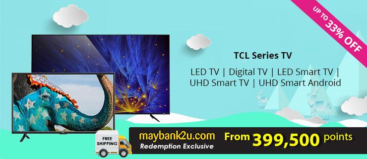 TCL Series TV
