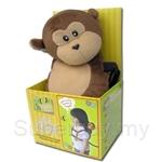 Bumble Bee 2-in-1 Buddy Harness Monkey - HN0001