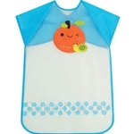 Naforye Mealtime Waterproof Bibs Extra Longer