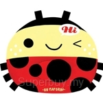 Naforye Keep-Roundness Infant Pillow Ladybug - 99555