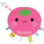 Naforye Labels Cuddle Blanket Strawerry - 99547