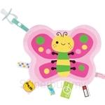 Naforye Labels Cuddle Blanket Butterfly - 99552