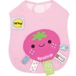 Naforye Funny Label Baby Bib Longer Strawberry - 99577