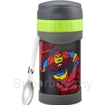Thermos 500ml Ben 10 Insulated Food Jar with Folding Spoon - JMG-502BEN