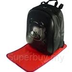 Simple Dimple Black Lion Papa Shield Bag Friends - SD44SH