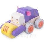Wonderworld Toys Hippo Roller