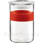 Bodum Presso Storage Jar 0.6L 20 oz Red - 11129-294