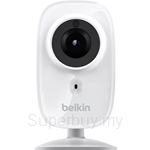 Belkin NetCam HD Wi-Fi Camera with Night Vision - F7D7602ak