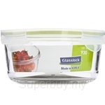 Glasslock 930ml Round Food Container - MCCW-093