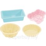 Fackelmann Zenker Mini Baking Moulds Bag - 5246881