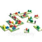 Wonderworld Toys Village 3D Domino - WG-1012