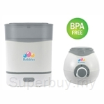 Bubbles Steriliser Warmer Combo Set - BUE1006