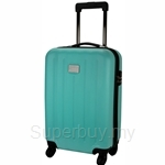 TravelBox 20 Inch ABS Spinner Case Luggage with Double Coil Zipper - TXA002