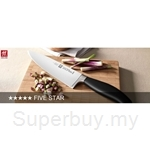 Zwilling J.A. Henckels Five Star Santoku Knife & Shear 2pcs Set - 30113000