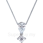 Kelvin Gems Premium Multiway Soleil Pendant Necklace