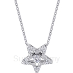 Kelvin Gems Premium Multiway Star Necklace