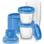 Philips Avent Breast Milk Storage Cups 10's - SCF618-10