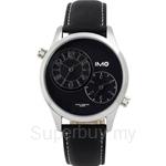 IMO EVERETT Watch - Carbon Black