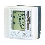 NISSEI Wrist Type Blood Pressure Monitor - WS-1300