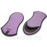 Chefology Swiss Silicone Woven Glove Hand Shape (1Pc) - CF-SB0432CK-OR
