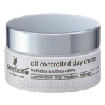 Simplicite Oil Controlled Day Creme (55 gm)