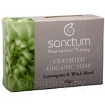 Sanctum Soap Lemongrass Witch Hazel (100g)