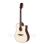 Amari 41 inch AM-418C Acoustic Guitar Natural