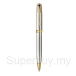 Parker Sonnet Stainless Steel GT Ballpoint Pen - 50167005