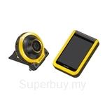 Casio Life Style Digital Camera EX-FR100 FOC 16GB Card + Monopod + Action Cam Attachment + Tripod Adapter
