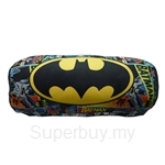 BATMAN Roll Cushion (Logo & Comic Design)