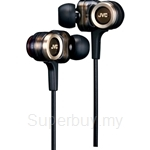JVC Real Sound System Z Series Inner Ear Headphone - HA-FXZ200