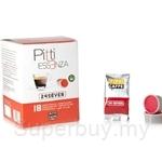 Pitti Essenza Coffee 24 Seven (18 Capsules) - 5256