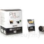 Pitti Essenza Coffee Nero (18 Capsules) - 5257
