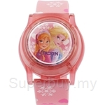 Disney Frozen LCD Watch - PSSQ-795-05C