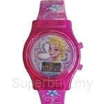 Disney Frozen LCD Watch - FZSQ-818-01A