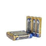 Maxell AAA Alkaline Batteries 1.5V (10 x 4 pcs)