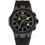 Caterpillar Navigo Carbon Chrono Watch - A5-163-21-111