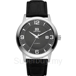 Danish Design Automatic Watch with Black Dial - IQ14Q1083