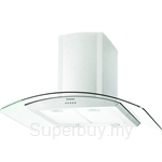 Pensonic Stainless Steel & Tempered Glass Cooker Hood - PCH-800S