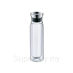 Alfi 0.75L FlowMotion Double-Walled Glass Carafe - 2427-020-075