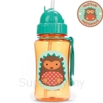 Skip Hop Hedgehog Zoo Straw Bottle - SH252327